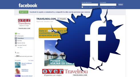 Diseño de páginas Facebook